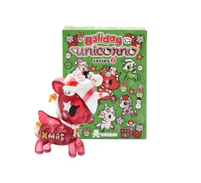 TOKIDOKI UNICORNO HOLIDAY SERIES 2