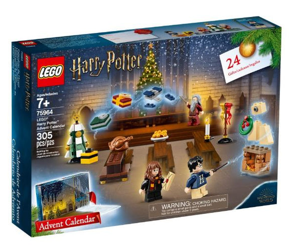 LEGO ADVENT CALENDAR HARRY POTTER