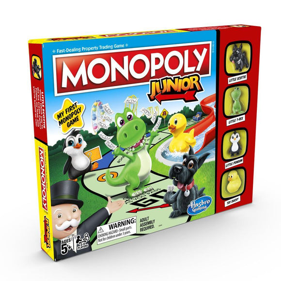 GM MONOPOLY JUNIOR JR