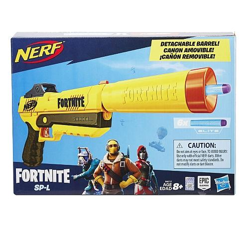 HSB NERF FORTNITE SNEAKY SPRINGER SP-L