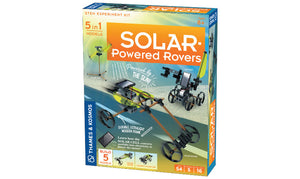 TK GEEK CO SOLAR POWERED ROVERS