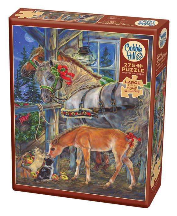 PZ 275 CH EASY HANDLING HOLIDAY HORSIES