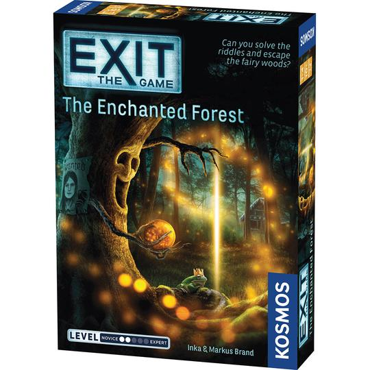 GM EXIT: ENCHANTED FOREST