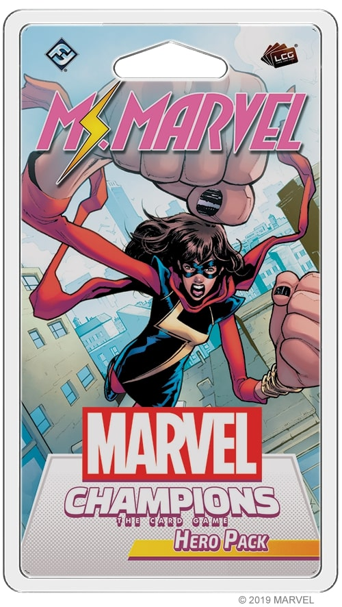 GM MARVEL CHAMPIONS LCG EXP MS MARVEL