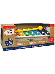 FP CLASSIC PULL ALONG XYLOPHONE