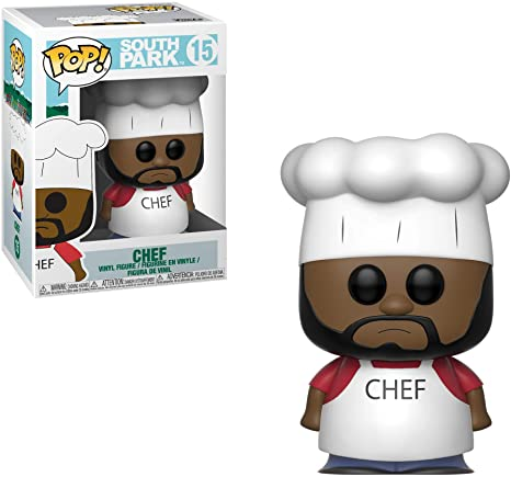 POP! TV SOUTH PARK CHEF
