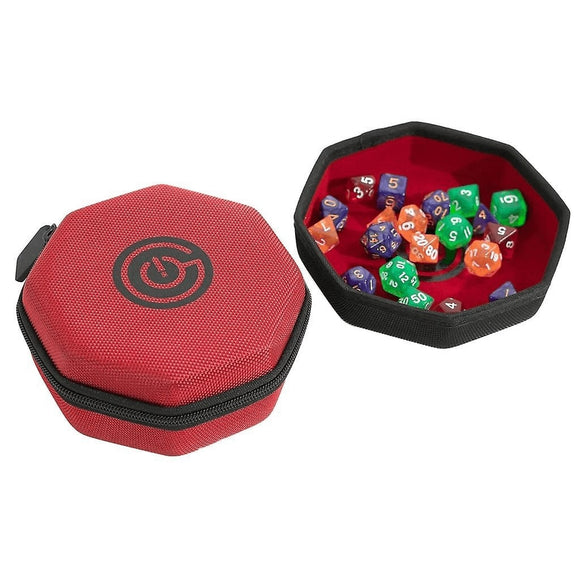 GEEKON DICE CASE & TRAY RED