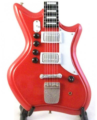 AH GUITAR WHITE STRIPES JACK WHITE SIGNATURE