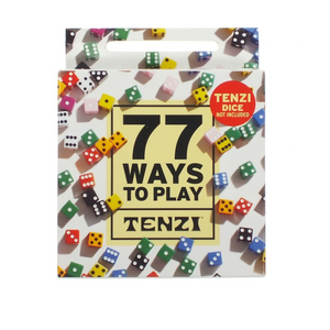 GM TENZI GAME CARDS (77 WAYS TO PLAY)