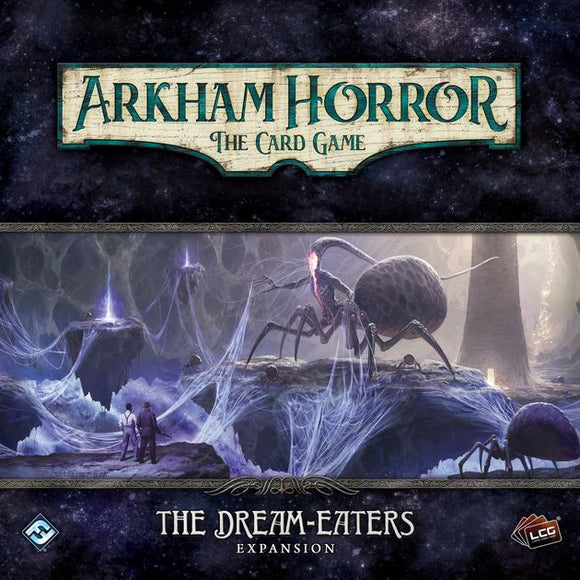 GM ARKHAM HORROR LCG EXP THE DREAM EATERS