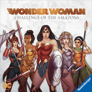 GM RV WONDER WOMAN CHALLENGE OF THE AMAZON