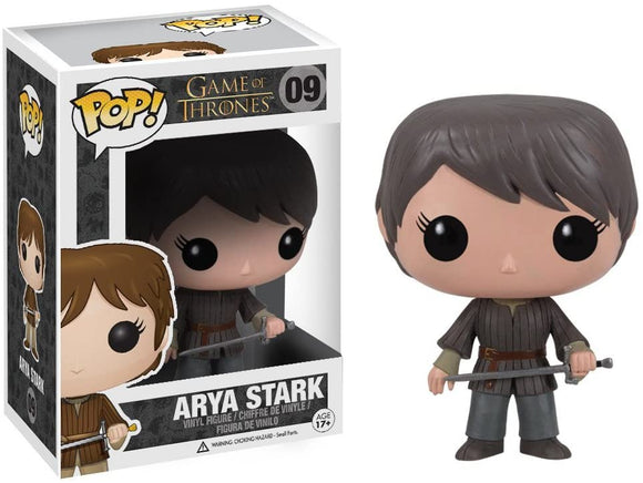 POP! GOT ARYA STARK (GAME OF THRONES)