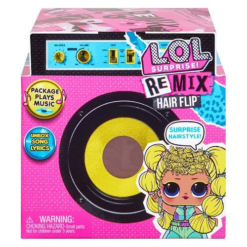 LOL SURPRISE DOLL TOTS REMIX