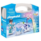 PLAYMB CARRY CASE ICE PRINCESS