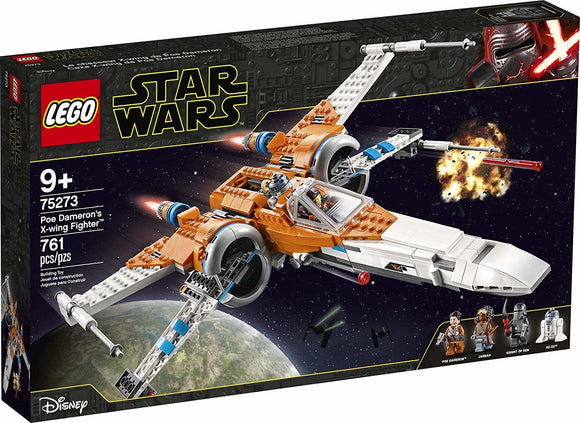 LEGO SW POE DAMERON'S X-WING FIGHTER