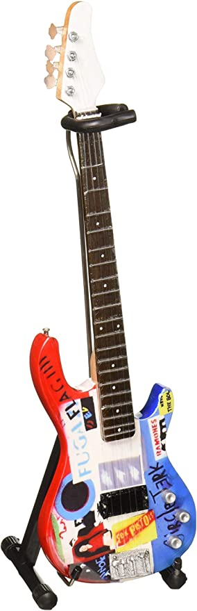 AH GUITAR RED HOT CHILI PEPPERS FLEA BASS