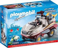 PLAYMB SWAT AMPHIBIOUS TEAM