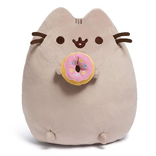 GUND PUSHEEN THE CAT 9.5