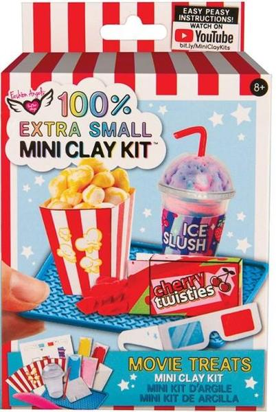 FA CLAY KIT MOVIE TREATS