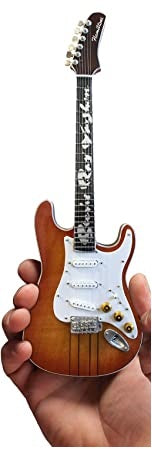 AH GUITAR SRV STEVIE RAY VAUGHAN HAMILTONE