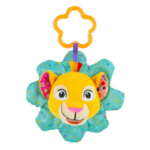 LAMAZE DISNEY LION KING RATTLE NALA