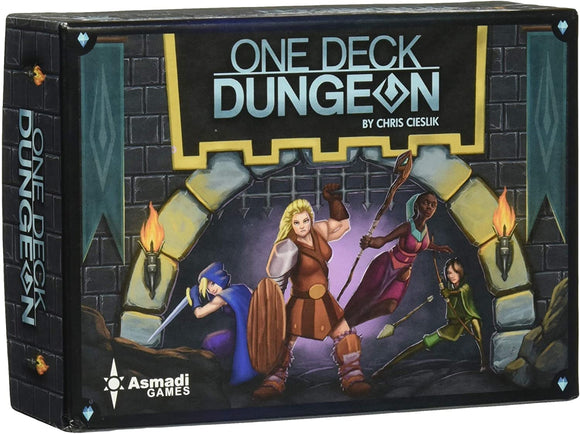 GM ONE DECK DUNGEON