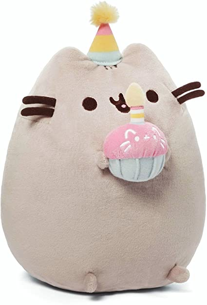 GUND PUSHEEN BIRTHDAY 10.5