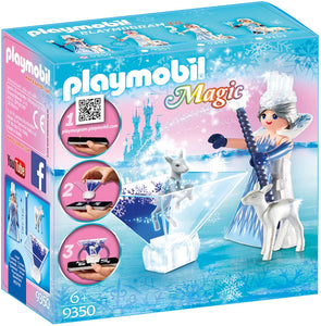 PLAYMB ICE PRINCESSES ICE CRYSTAL PRINCESS