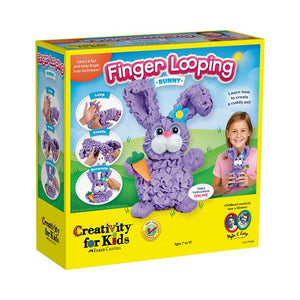 CFK FINGER LOOPING BUNNY