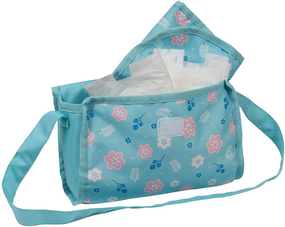 ADORA DIAPER BAG FLOWER POWER
