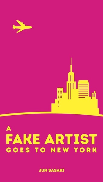 GM A FAKE ARTIST GOES TO NEW YORK