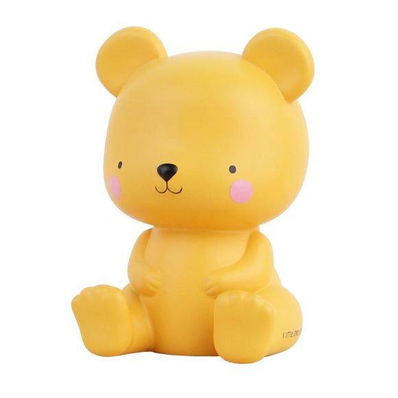 LITTLE LOVELY LIGHT CARAMEL BEAR