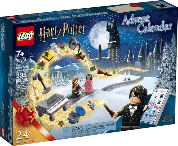 LEGO ADVENT CALENDAR HARRY POTTER 2020