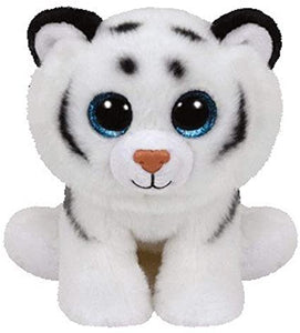 TY BEANIE BABIES TUNDRA WHITE TIGER
