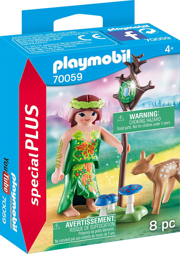 PLAYMB SPECIAL PLUS FAIRY WITH DEER