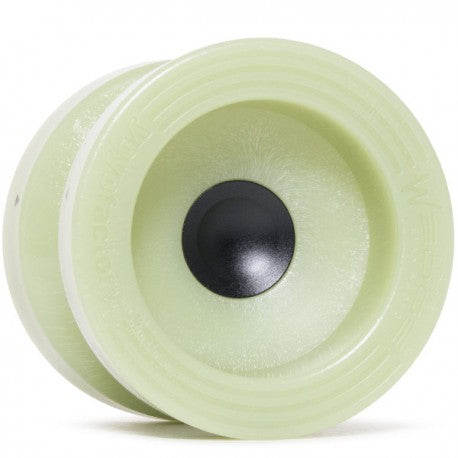 YOYO FACTORY UR WEDGE GLOW BLACK HUB