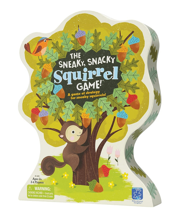 GM THE SNEAKY SNACKY SQUIRREL