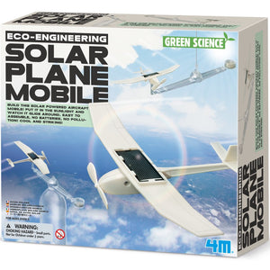 4M GREEN SCIENCE SOLAR PLANE MOBILE