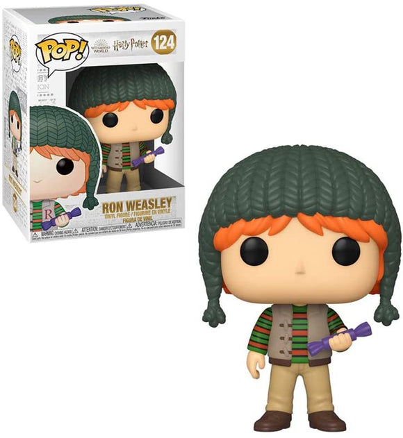 POP! HP HOLIDAY RON WEASLEY (HARRY POTTER)