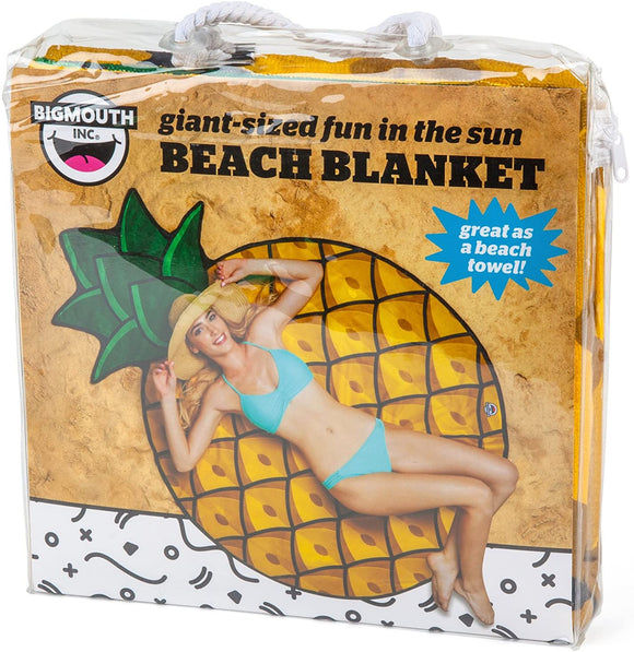 BIG MOUTH BEACH BLANKET PINEAPPLE
