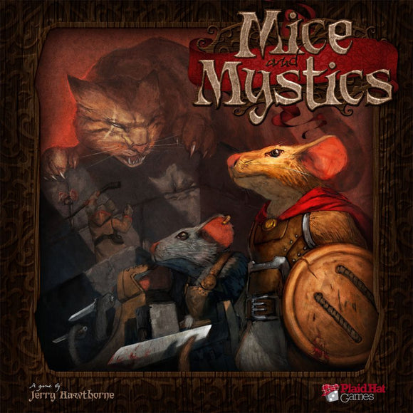 GM MICE AND MYSTICS