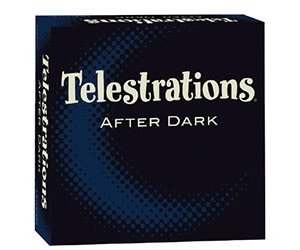 GM TELESTRATIONS AFTER DARK
