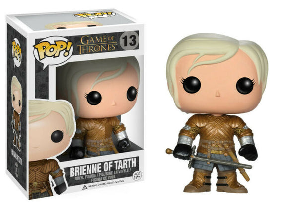 POP! GOT BRIENNE OF TARTH (GAME OF THRONES)
