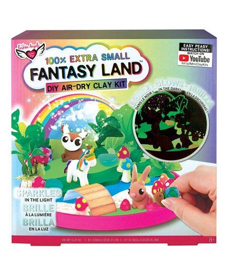 FA CLAY KIT FANTASY LAND