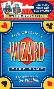 GM WIZARD CARD