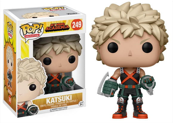 POP! ANIME MHA KATSUKI