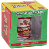 ML ORNAMENT KETCHUP CHIPS