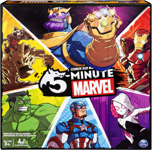 GM 5 MINUTE MARVEL FIVE