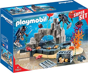 PLAYMB SUPERSET TACTICAL DIVE UNIT