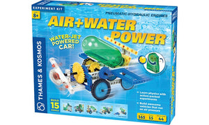 TK AIR AND WATER POWER
